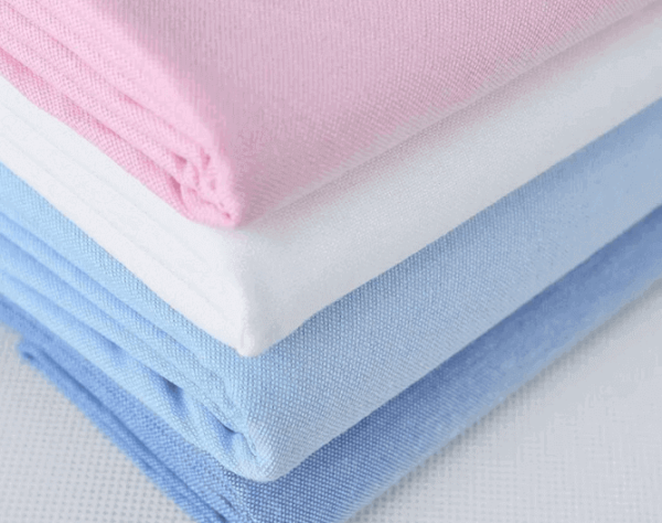 Cotton Plain Polyester fabric yarn dyed CP12058