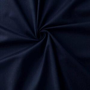 Cotton twill Stretch Fabric navy CP2107