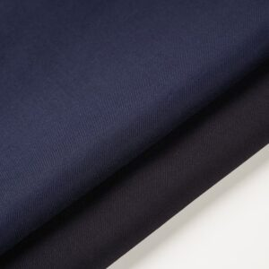 TR Suiting Fabric twill navy 170GSM