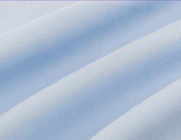 Polyester Cotton twill light blue TC13070