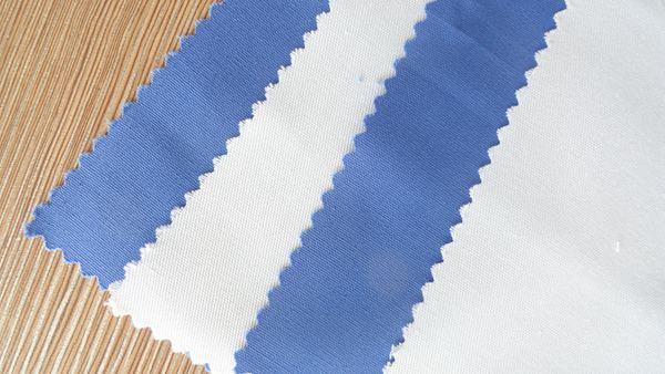 Polyester Cotton Plain Fabric White TC10050