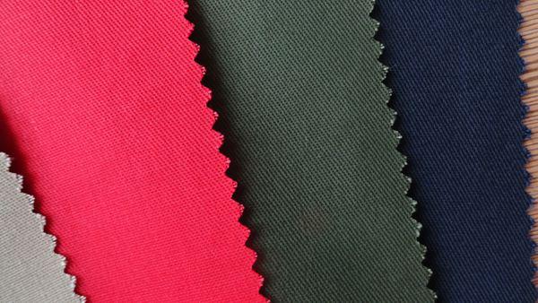 Polyester Cotton twill Fabric navy TC 80/20 12061