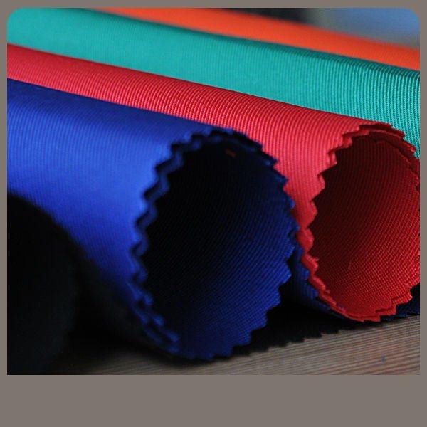 Polyester cotton twill fabric Royal blue TC10859