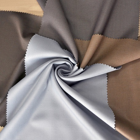 TR Suiting Fabric twill brown