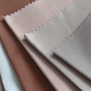 polyester viscose plain grey