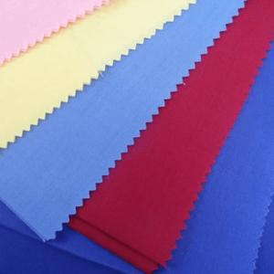 Polyester Viscose plain Uniform light blue 17668