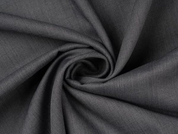 TR Suiting Fabric twill grey