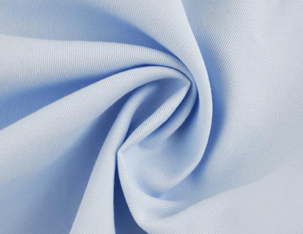 100%Cotton twill Fabric light blue C13018