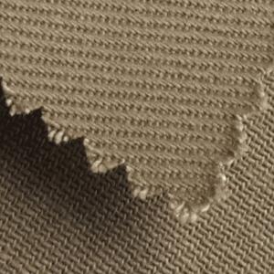 100%Cotton twill Fabric Brown C13317