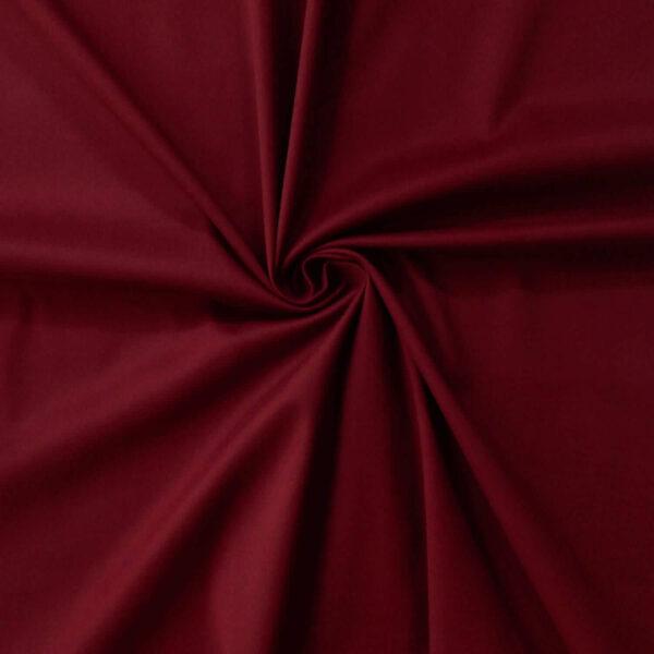 Cotton Stretch Fabric wine cp2115