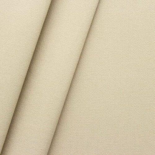 100% Cotton twill Fabric Khaki C12255